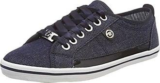 4891407, Chaussures Bateau Femme, Bleu Marine, 43 EUTom Tailor