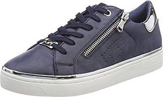 TOM Tailor 2782601, Zapatillas para Hombre, Azul (Navy 00003), 40 EU