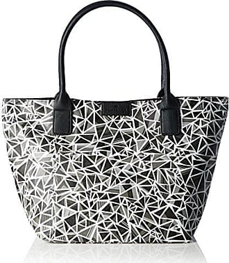ACC Miri Summer 19123 Damen Shopper 43x28x17 cm (B x H x T), Weiß (Weiss 12) Tom Tailor