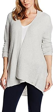 Noppies Base Rib S0559, Cárdigan Premamá para Mujer, Gris (Medium Grey C240), 44(Talladelfabricante:XL)
