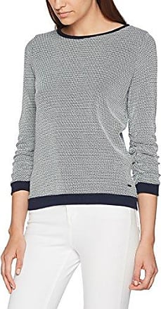 Tom Tailor Women's Dotted Crew Neck Jumper