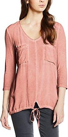Tom Tailor Camiseta Mujer, M, Rosa (Faded Rose 61)