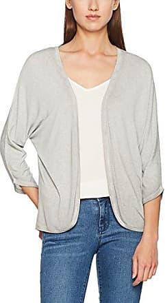 Tom Tailor Dyed Shirt Jacket, Camiseta para Mujer, Gris (Dusty Putty Grey 2149), Medium
