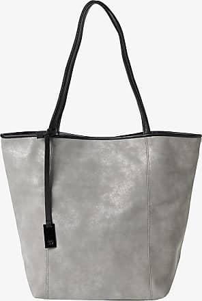 Shopper im Metallic-Look Tom Tailor