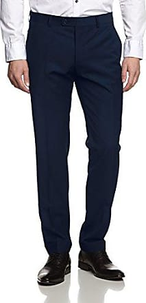 Mens NOS suit pant solid/40464011450911 Straight Suit Trousers Tom Tailor