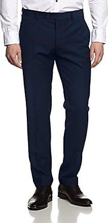 Mens Solid Clean Pants Suit Trousers Tom Tailor