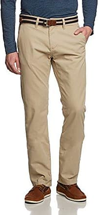 Wood - Pantalon - Chino - Homme - Gris (Hellgrau 92) - Small (Taille fabricant: 46)Cinque