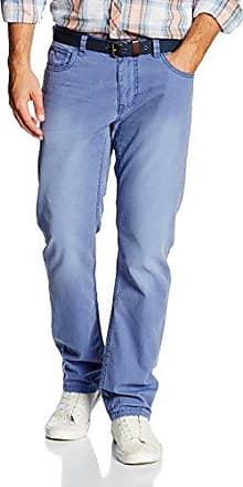 Mens Hose Uni Long Travis Regular Trousers Tom Tailor
