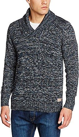 Mens Sweater with Color Flow Jumper Tom Tailor