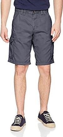 Mens Solid Belt Bermuda/506 Shorts Tom Tailor