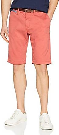 Colordenim Slim Jim, Short Homme, Rouge (Dazed Red 4272), (Taille Fabricant: 34)Tom Tailor