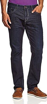 5 Pocket, Vaqueros Slim para Hombre, Azul (Rinsed Blue Denim 1100), (Talla del fabricante: 29) Tom Tailor