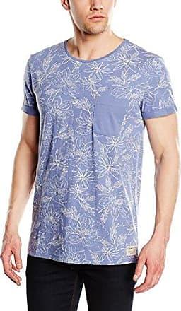Mens Slub Tee W. Wording/603 Short Sleeve T-Shirt Tom Tailor Denim