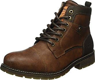 Tom Tailor  Men's Tom Tailor Herrenschuhe Warm Lined Classic Boots Short Length BD_7035