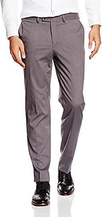 Mens Black Polyester Stretch/509 Trousers Tom Tailor