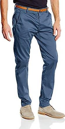 5pocket, Josh Regular, Vaqueros Slim para Hombre, Gris (Blue Denim Grey Cast 1068), W36/L36 Tom Tailor