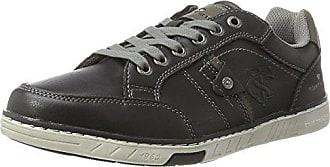 TOM TAILOR Herren 3781404 Hohe Sneaker, Schwarz (Black), 43 EU