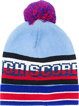 colour-block beanie hat - Multicolour Tommy Hilfiger