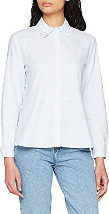 Tommy Hilfiger Nalome, Blouse Femme, (Hollie STP Snow White), 34 (Taille Fabricant: 4)