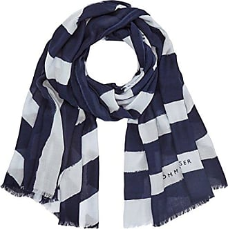 Womens Thd Colorblock Scarf Not Applicable Scarf, Multicolour (Multicolore), One size Tommy Hilfiger