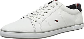 M2285ount 11a, Sneakers Basses Homme, Blanc (White 100), 45 EUTommy Hilfiger