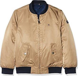 Tommy Hilfiger Packable Light Down Vest, Blouson Gar?on, (Black Iris 002), 152 (Taille Fabricant: 12)