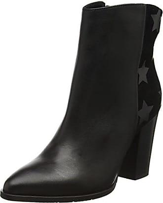 Tommy Hilfiger Seline 3B Black, Schuhe, Stiefel & Stiefeletten, Stiefeletten, Schwarz, Female, 37