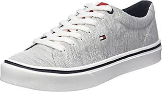 Core Material Mix Sneaker, Sneakers Basses Homme, Beige (Cobblestone 068), 44 EUTommy Hilfiger