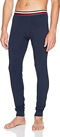 Long John Ho1, Pantalones Térmicos para Hombre, Azul (Navy), XL HOM