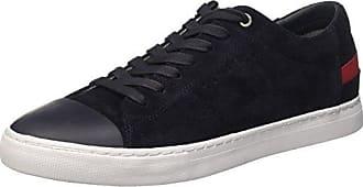 V2385ic 3D, Sneakers Basses Homme, Noir (Black 035), 45 EUTommy Hilfiger