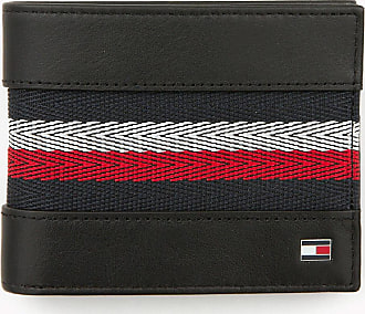 Corporate Highlight Leather Za Wlt, Womens Wallet, Red (Tommy Red), 2.5x19.5x10 cm (B x H x T) Tommy Hilfiger