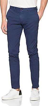 Hmt-W PNTSLD00001, Pantalon Homme, Bleu (425), 52Tommy Hilfiger Tailored