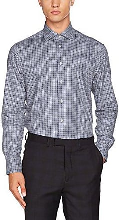 Jhn SHTPRT17401, Chemise Habillée Homme, Gris (429), Small (Taille Fabricant: R 40)Tommy Hilfiger Tailored