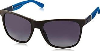 Tommy Hilfiger TH 1281/S HD Y92, Montures de Lunettes Homme, Bleu (Brown Blu/Grey), 58