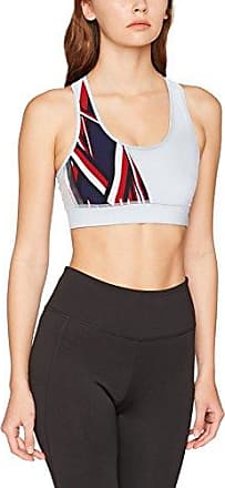 Tommy Hilfiger TH ATH Tommy Logo Crop, Tank Top para Mujer, Negro (Black Beauty), 12 (Talla del Fabricante: Large)