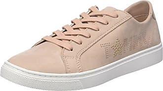 Tommy Hilfiger E1285liza 7c1, Zapatillas para Mujer, Beige (Cobblestone 068), 40 EU