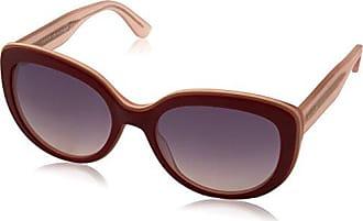 Unisex-Adults TH 1354/S PG Sunglasses, Bordeax Peach Pink, 55 Tommy Hilfiger