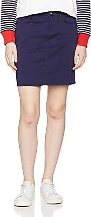 Tommy Hilfiger Nellie Degrade Skirt, Jupe Femme, (Dip Dye Star Prt), 36 (Taille Fabricant: 6)