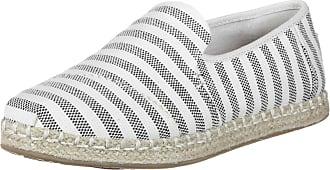 Deconstructed Alpargata Suede W chaussures bleuToms