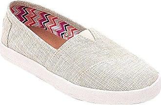 Toms Natural Daisy Metallic Sneaker mehrfarbig (NATURAL) 36.5