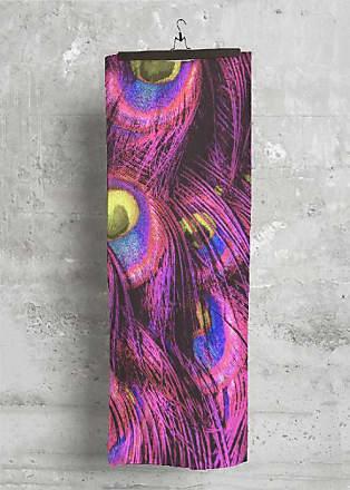 Modal Scarf - Rubino Purple Sparkle 1 by Tony Rubino Tony Rubino