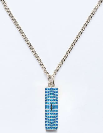 Tony Rubino Short Pendant - Rubino Blue 2 by Tony Rubino