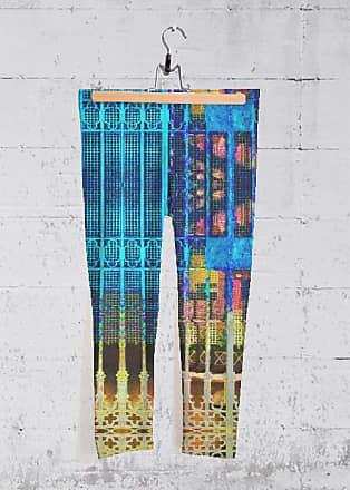 Yoga Capri Pants - Rubino Vine by Tony Rubino Tony Rubino