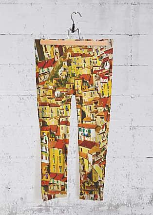 Yoga Capri Pants - Rubino Bull by Tony Rubino Tony Rubino