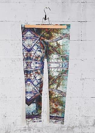 Yoga Capri Pants - ALCATRAZ LEG LOCK by St. James Whitting St James Whitting