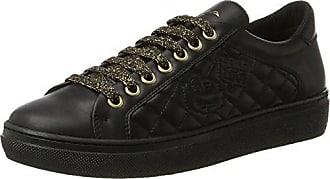 Tosca BLU SF1606S108 - Zapatillas Altas de Piel Mujer, Color Negro, Talla 40 EU