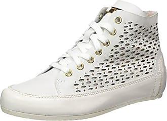 Tosca BLU Funky, Zapatillas para Mujer, Blanco (Bianco C00), 38 EU