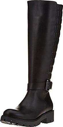 Groden, Rangers Boots Femme, Noir (Nero C99), 38 EUTosca Blu