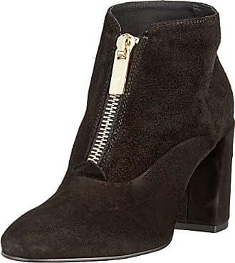 SF1610S189, Chaussures Derby Femme - Noir - Noir (C99), 36 EUTosca Blu