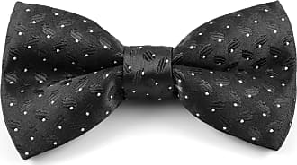 Black Musical Clip-On Bowtie Trendhim